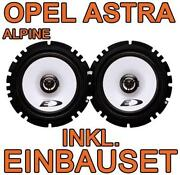 Opel Astra G Boxen