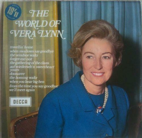 vera lynn well meet again vinyl records
