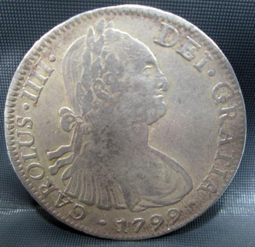 Spanish Silver Coins Ebay