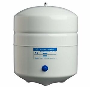 3.2 gallon pressurized tank for RO Water