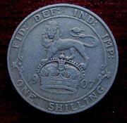 Edward VII Shilling