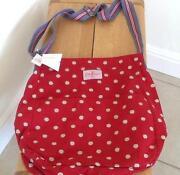 Cath Kidston Spotty Bag