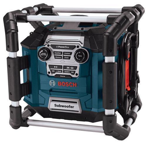 bosch speaker box