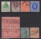 Used British George V Stamps
