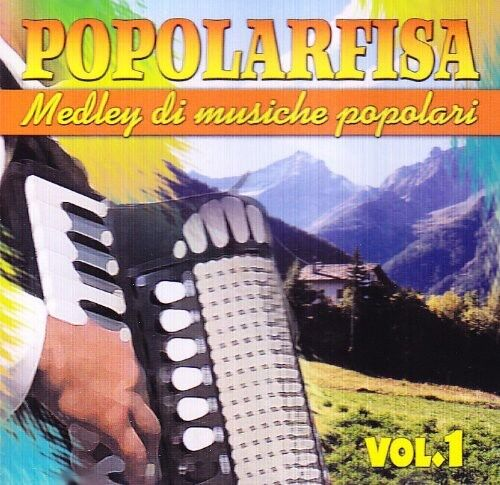 Various Artists - Popolarfisa 1 / Various [new Cd]