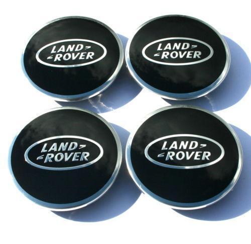 Land Rover Logo Cap: Range Rover Sport Wheel Caps