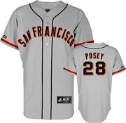 San Francisco Giants Road Jersey