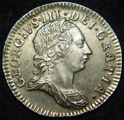 George III Threepence