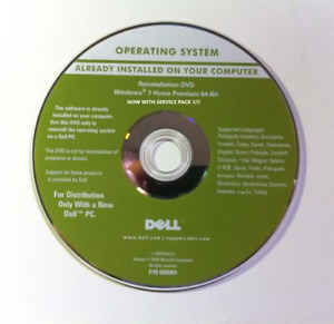WANT TO BUY::: Windows 7 home premium 64 bit recovery dvd
