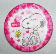 Snoopy Buttons