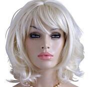 Perücke Echthaar Blond