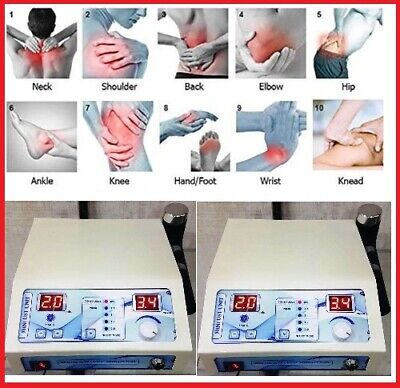 Ultrasound Therapy Machine Pain Relief 1 Mhz Physiotherapy Ultrasound Machine