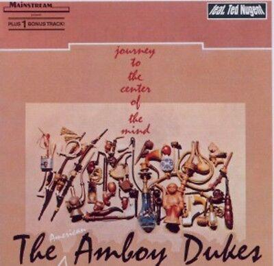 The Amboy Dukes   Journey To The Center  New Cd  Bonus Track
