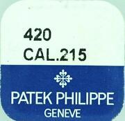 Patek Philippe Parts