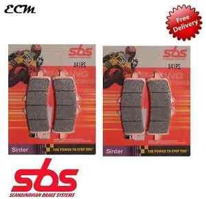 Ducati-1199-Panigale-Pastillas-De-Freno-Frontales-SBS-841RS-Carreras