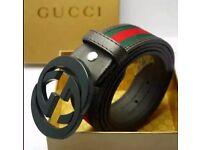 Brand New Unisex Designer Belts MANY SIZES AND COLOURS