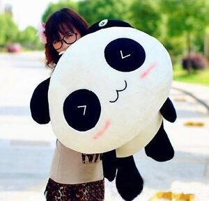 Plush Doll Soft Toy Stuffed Animal Cute Panda Gift 70cm