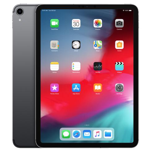 """Nuevo Apple iPad Pro 11"""" 64GB Wifi Version - Space Gray Gris espacial (2018)"""