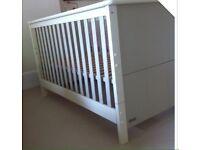 Mamas & papas sanctuary cot bed