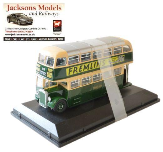 Oxford 76PD2001 Leyland Titan PD2/12 Bus Maidstone & District 1:76 Scale