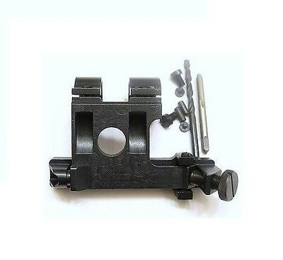 cee2c144d PU sniper scope mount for Soviet Russian Mosin Nagant 3 different holes  spacing