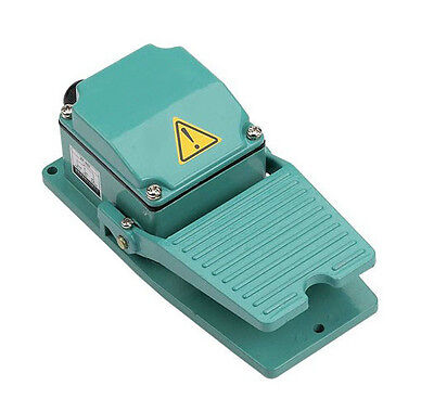 1tfs-402 Treadlefoot Pedal Switch 15a250vac 1c Momentary Industrial Metal