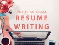 Professional Resume Writing For Your Job Search!
