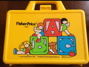 Fisher Price Lunch Box