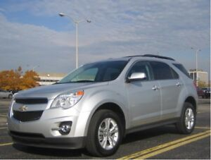 2010 CHEVROLET EQUINOX LT SPORT-AWD-HEATED SEATS-EXCELLENT SHAPE