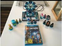 LEGO DIMENSIONS BUNDLE WII U