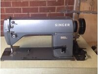 Singer industrial sewing machine for sale