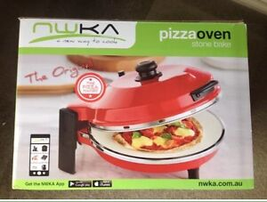 NWKA bench top pizza oven. Stone bake. Largs North Port Adelaide Area Preview