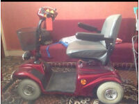 New Electric Wheelchair