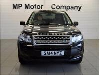 2014 14 LAND ROVER FREELANDER 2.2 TD4 GS 5D 150 BHP DIESEL 6SP 4WD 5DR ESTATE,