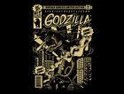 Godzilla TeeFury T-Shirts for Men