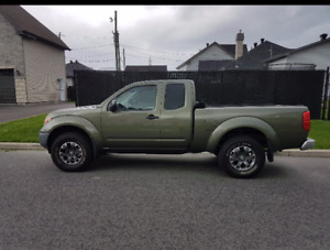 NISSAN FRONTIER 2005  (ford ranger)