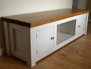 TV and entertainment units painting / refinishing