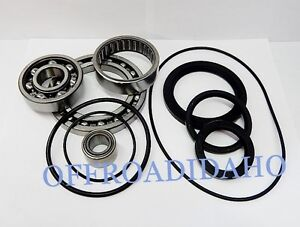 Rear Differential Bearing Seal Kit Yamaha Wolverine 350