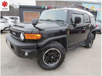 2015 (15) TOYOTA FJ Cruiser 4.0 V6 Automatic Switchable 4x4 4WD Land Off-Roaf