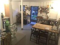 Hackney Warehouse Double Room