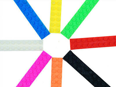 Lego Brick Compatible Adhesive Tape Flexible Strips Kids Toys-1 Meter / 3.2 Feet