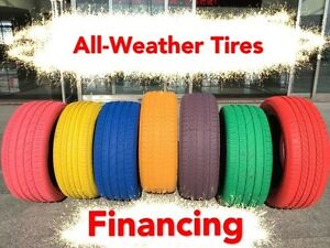 ALL-WEATHER MPI QUALIFIED TIRES (14 - 20 inch)