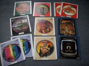 11 RCA Video Discs Classic Movie Collection