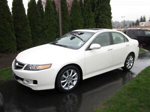 Limited time offer 2008 Acura TSX Sedan