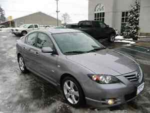 Mazda 3 2006 with brand new winter tires need gone asap