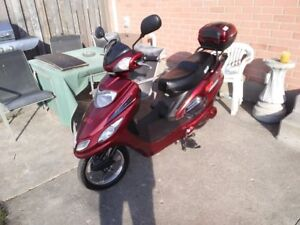 E-bike 2015 gio red