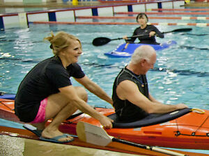 Learn to Kayak- Riverview Aquatic Center-