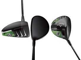 Callaway Razr fit extreme driver 8.5. Or swap