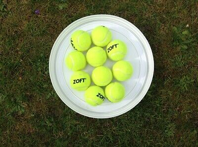X3 Practice Tennis Balls perfect for schools club garden and park dogs love them