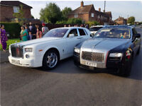 Rolls Royce Hire Rent - Chauffeur or Self Drive